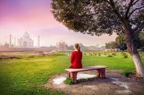 Taj Mahal Overnight Tour From Bangalore