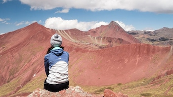 Mountain Colors and Red Valley Tour 1 full day