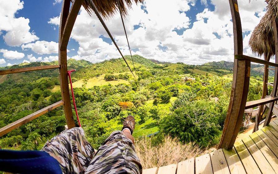 Show item 1 of 10. Adventure Bundle: Monkeyland, Ziplines & Buggies Punta Cana