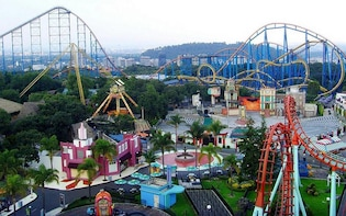 Six Flags Mexico Admission Tickets With Transportation
