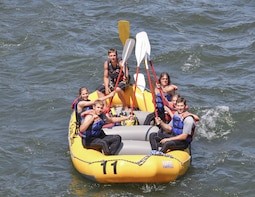 Full Day- Wenatchee River Rafting Tour