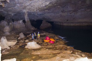 Crystal Cave Tubing Extreme Expedition