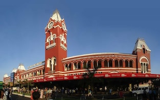 Full Day Chennai Tour With Car and Driver