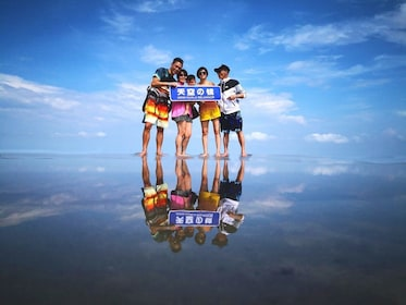 Total Reflection - Sky Mirror Experience at Kuala Selangor