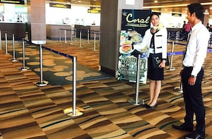 Phuket Airport : VIP Immigration Arrival Fast-Track Service