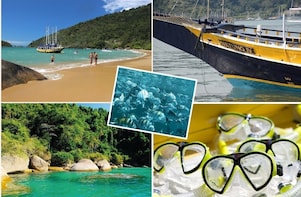 SPECIAL OFFER - Schooner tour with snorkelling