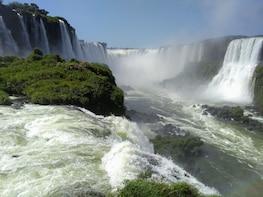 Iguassu Falls Private Full Day Tour, Brazil and Argentina