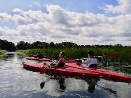 Kayaking in National Park & Giethoorn -Private & Public Tour
