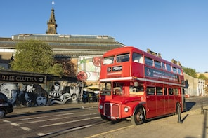 Glasgow Gin Tea Vintage Bus Tour