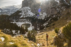 My Guided Trip - Durmitor Mountain Eyes Tour