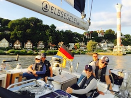 Individual guided sailing trip