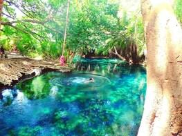 Materuni waterfalls, coffee tour & kikuletwa hot springs