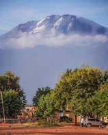Mount kilimanjaro day hike