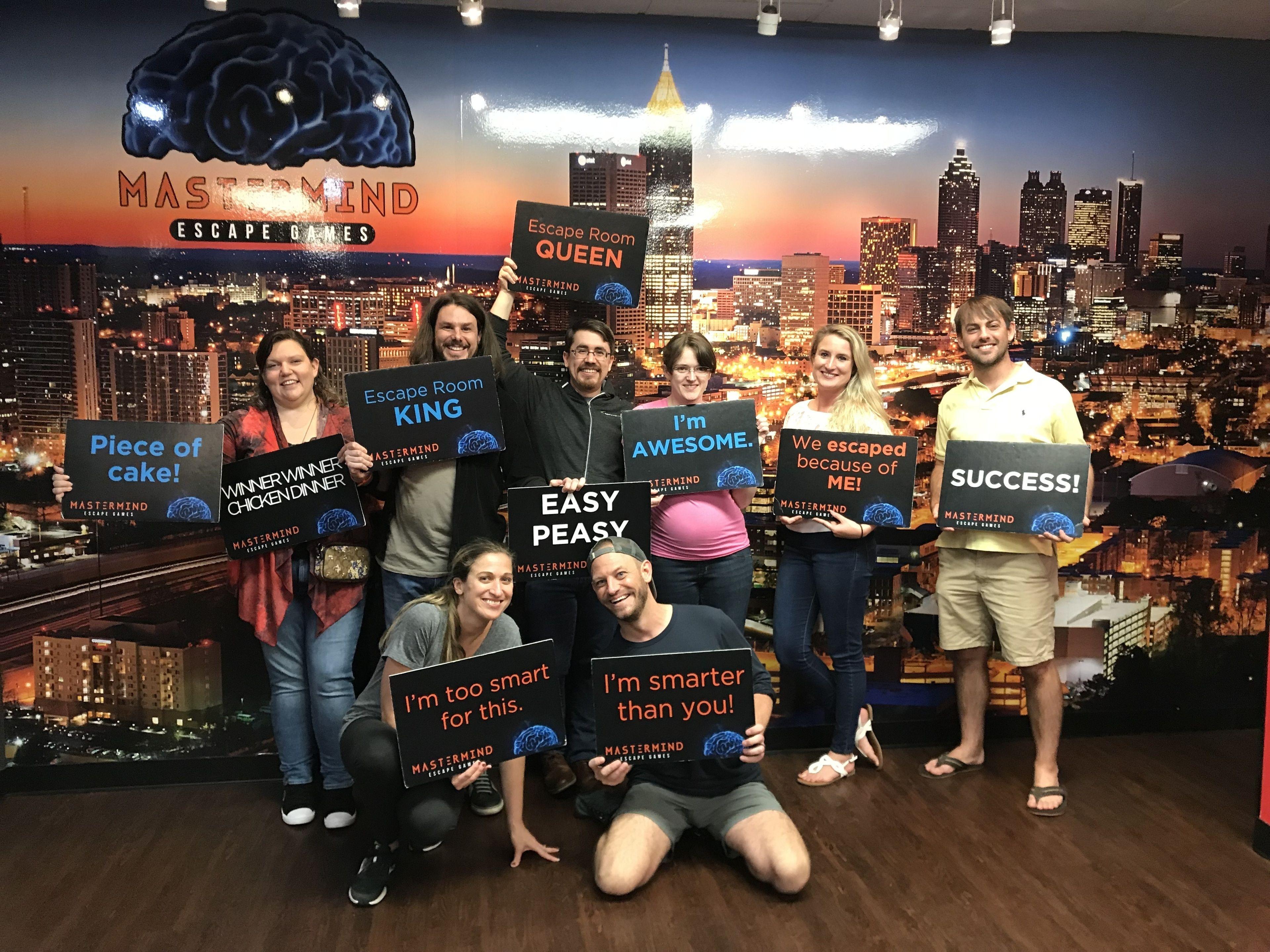 Jacksonville Bank Heist Escape Room