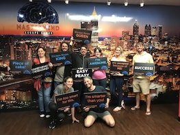 Jacksonville Bank Heist Escape Room