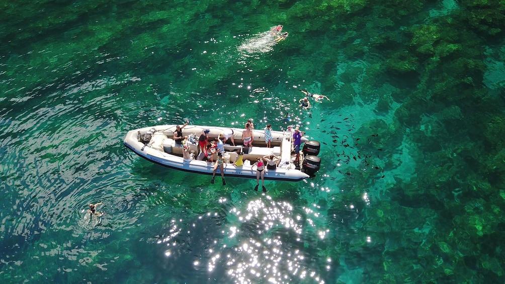 Show item 1 of 8. 4-Hour Na Pali Coast Raft & Snorkel Adventure