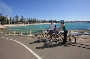 Manly Beach Bicycle Ride - 1 Hour