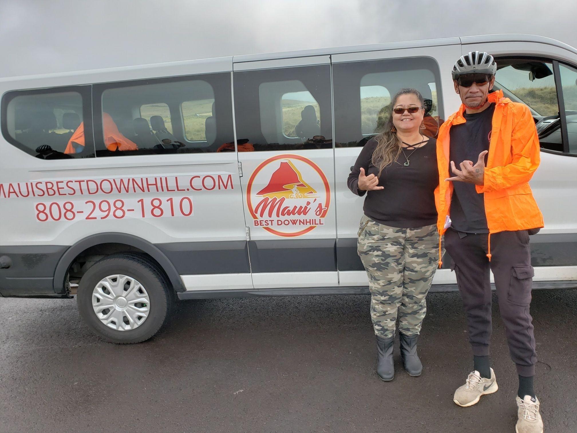 Haleakala Afternoon Guided Downhill Bike Tour