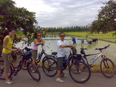 Chiang Mai Paradise full day cycling adventure