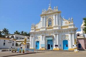 Private Excursion Tour of Auroville& Pondicherry Fro Chennai