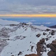 mt kilimanjaro(highest in africa) 5 days(marangu route)hike