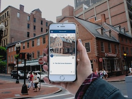 Boston's FREEDOM TRAIL Self-guided GPS Audio Tour Guide