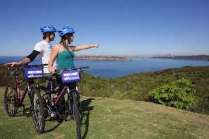 Manly - North Head Bicycle Ride - 2 Hour