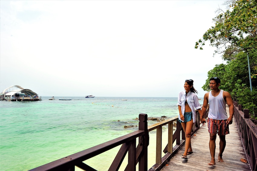 Show item 3 of 10. Coral Island Escapade (ex-Langkawi) - Small Group Tour