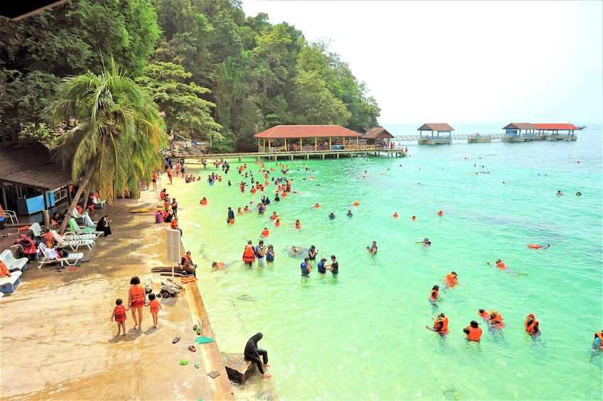 Show item 1 of 10. Coral Island Escapade (ex-Langkawi) - Small Group Tour