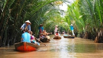 Ho Chi Minh City-Cu Chi-Vung Tau-My Tho 5D4N/ Private Tour