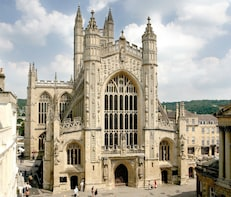 Stonehenge & Bath Guided Tour including Roman Baths