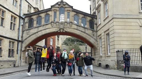 Oxford, Stratford & Cotswolds Guided Tour