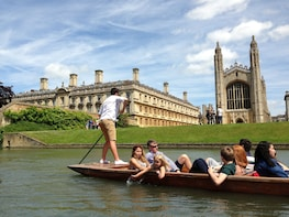 Cambridge Guided Tour