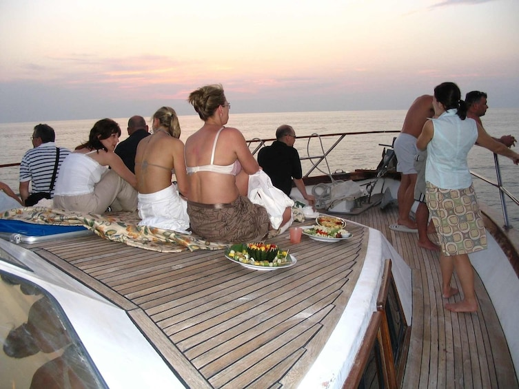 Show item 10 of 10. Sunset Dinner Cruise - Small Group Tour