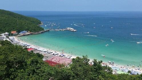 BANGKOK-PATTAYA: Join Tour CORAL ISLAND PATTAYA with Lunch