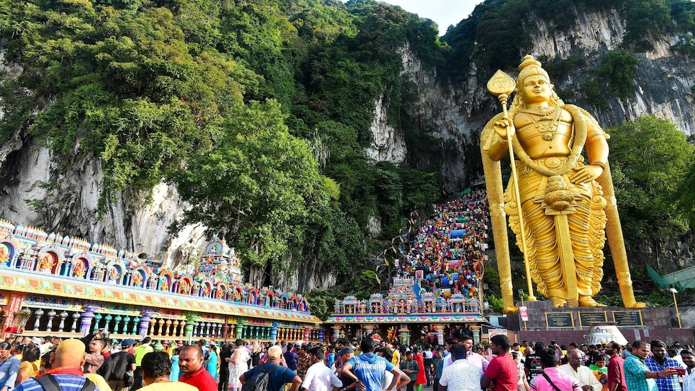 Show item 3 of 10. Private Tour Wonders of Kuala Lumpur with Personal Driver