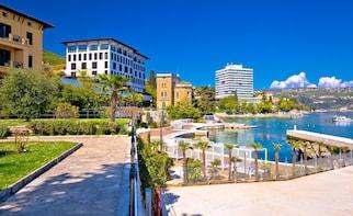 Rijeka Port - Opatija & Kvarner Bay Tour