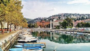 Rijeka Port - Rijeka History Walk & Trsat Castle