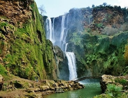 Ouzoud Waterfalls Day Trip with a Local Guide & Boat Ride