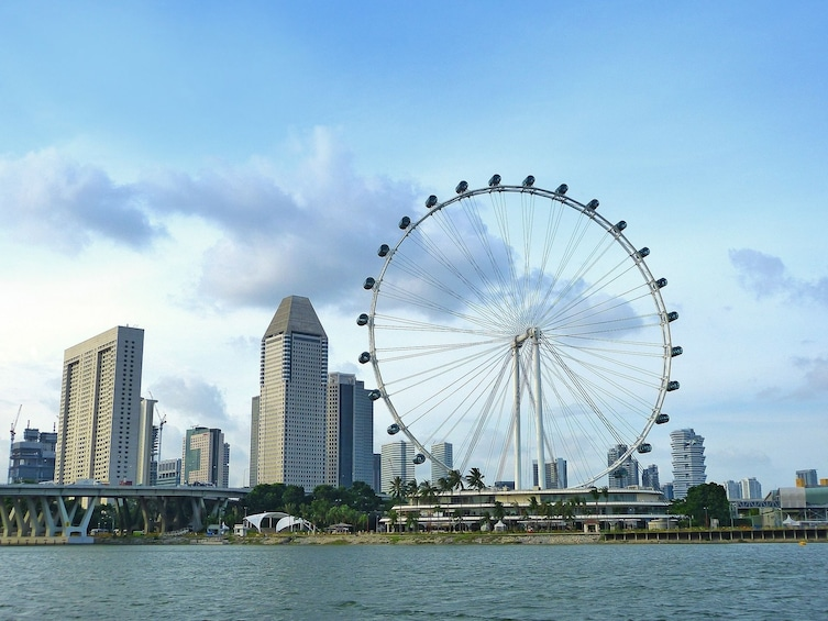 Singapore City tour With Flyer