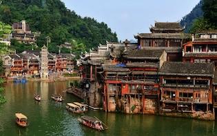5 Days Zhangjiajie&Fenghuang Ancient Town Tour 5-star hotel