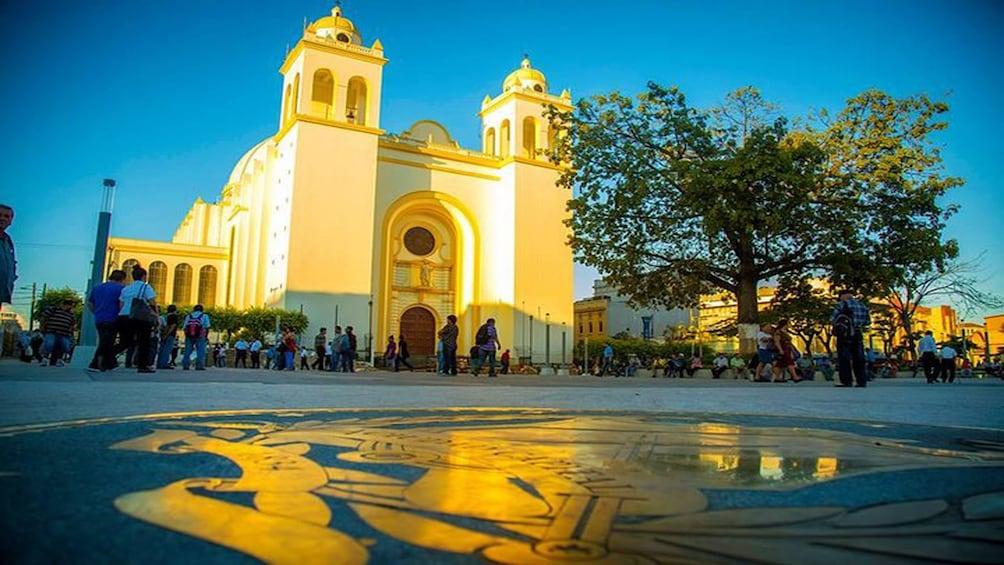 Show item 5 of 5. San Salvador Historic Downtown Bike Tour