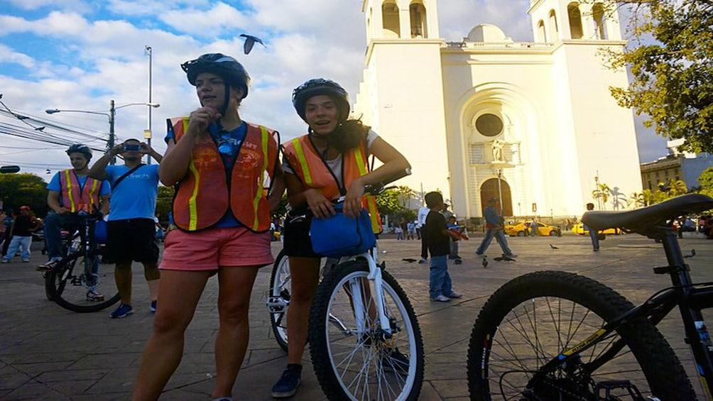 Show item 1 of 5. San Salvador Historic Downtown Bike Tour