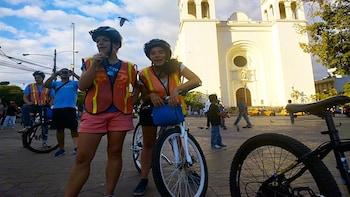 San Salvador Historic Downtown Bike Tour