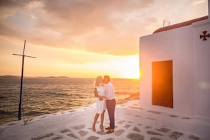 Holiday Photographer in Mykonos