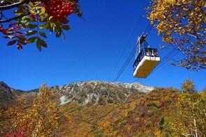2-DAY KANAZAWA TO NAGANO: SNOW MONKEYS & ALPINE ROUTE