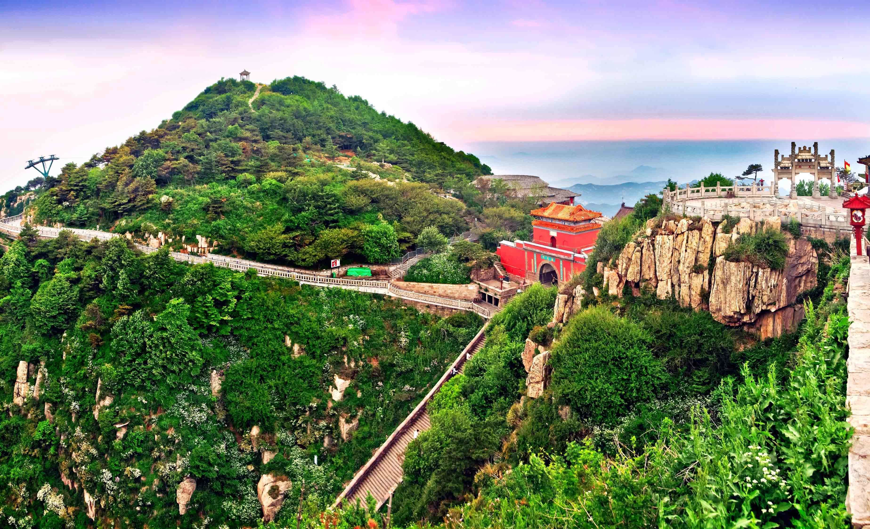 Taishan Mountain Private Tour from Jinan or Taian Station