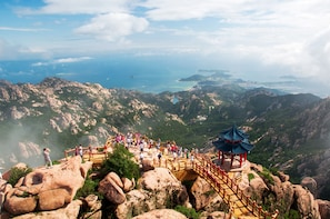 Laoshan Mountain Private Tour from Qingdao