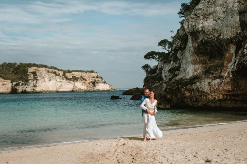 Show item 1 of 5. Vacation Photographer in Menorca
