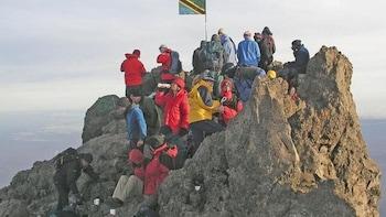 Mount Meru Trek & Wildlife Safari